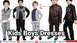 Kids Boys dress amazon Designerplanet