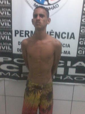 Brutalidade: Homem é preso após espancar sua esposa com pedaço de madeira em Urbano Santos