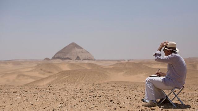 Egipto abre al público dos de sus pirámides más antiguas por primera vez desde 1965