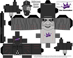 Descargar cubeecraft The Caretaker, especial Halloween