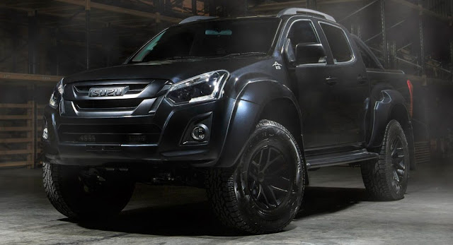 Isuzu, Isuzu D-Max, New Cars, Trucks, UK