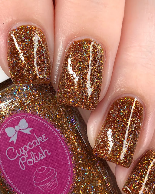 Cupcake Polish No Mistakes 25 Sweetpeas