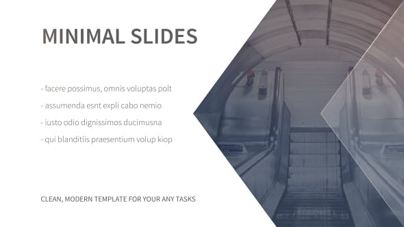 Minimal Portfolio Slides[Videohive][After Effects][20094928]
