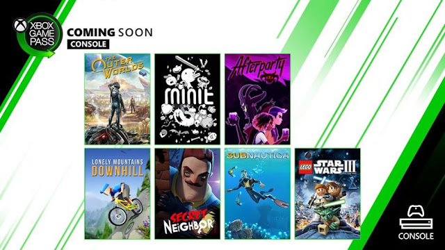 Xbox Game Pass: Δείτε τα παιχνίδια που θα προστεθούν τον Οκτώβριο και το Νοέμβριο