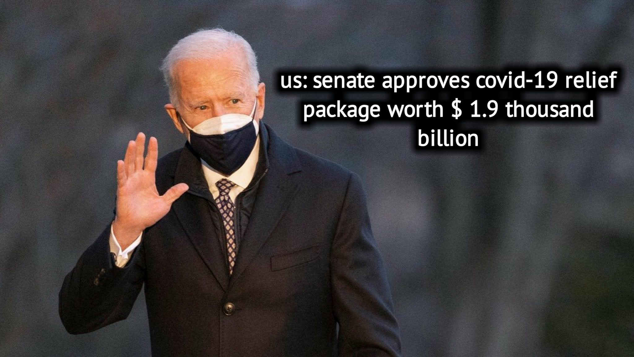 United States: The Senate Approves $ 1.9 Billion Covid-19 Relief Package