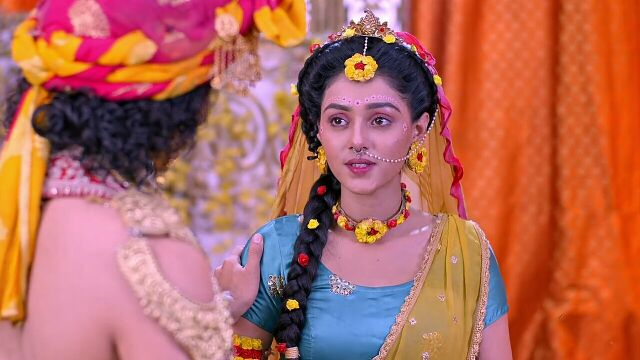 Radha Krishna: Star Bharat Radha Krishn - Session 4 E210 10th August 2021 Episode