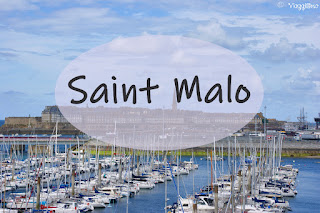 Saint Malo cosa vedere in città - camper