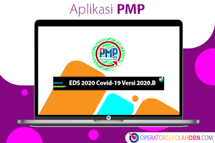 Download Aplikasi EDS 2020 Covid-19 Versi 2020.B (Installer dan Patch)