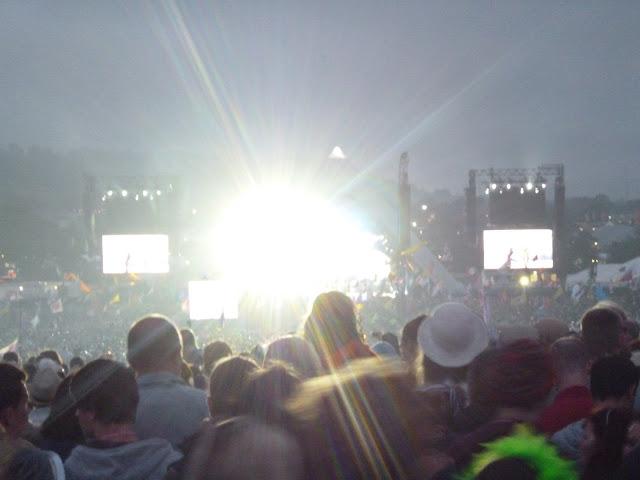 Rolling stones glastonbury festival 2013