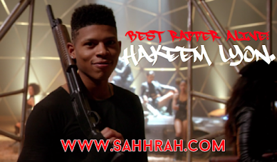 Best Rapper Alive Hakeem from Empire