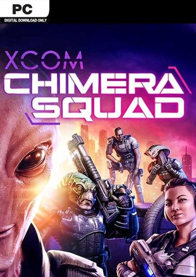 โหลดเกมส์ XCOM: Chimera Squad