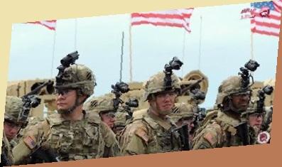 قناة العربية : قالت ان الجيش الأمريكى ينفذ ضربة جوية فى سوريا لتدمير ذخيرة ومركبات
