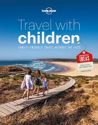 lonely planet, travel with children,