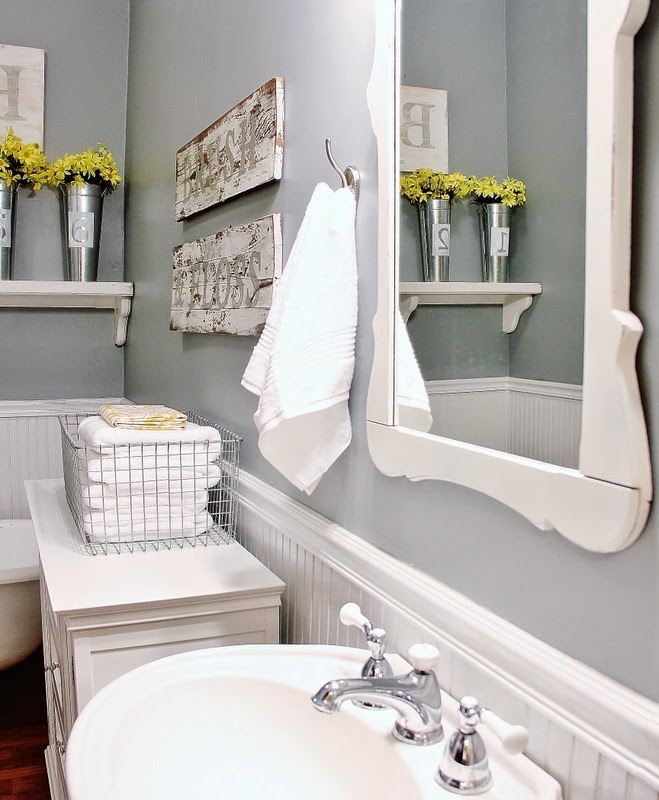 A Collection Of Cute Bathroom Decorating Ideas