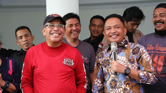 Bupati Bantaeng dan IAS Silaturrahmi