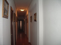 piso en venta plaza constitucion castellon pasillo