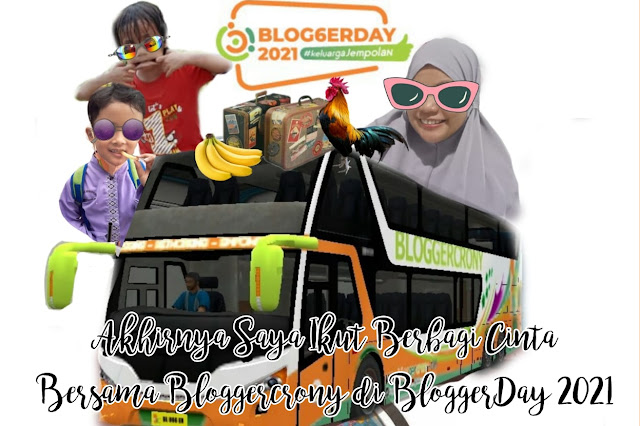 Bloggercrony di BloggerDay 2021