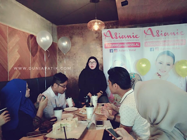 Blogger Gathering Bersama Asianic