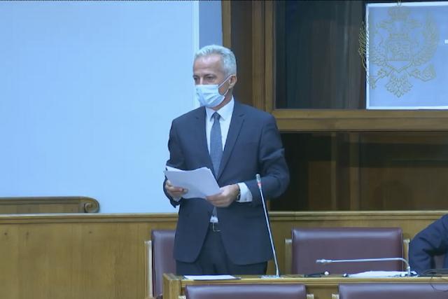 Purišić: Predložene izmjene Zakona o PIO će povećati penzije i popraviti uslove penzionisanja