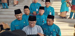 Gubernur Jambi Berikan Kado Spesial Bagi Masyarakat Jambi.