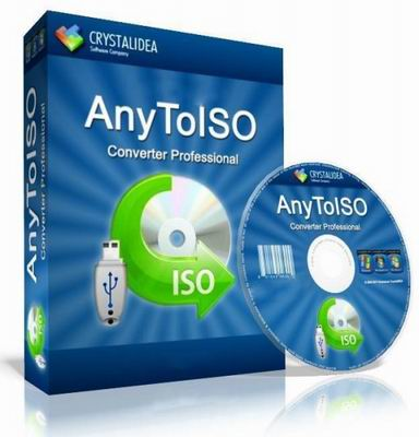 AnyToISO Converter Professional