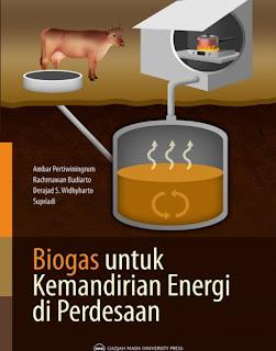 Biogas untuk Kemandirian Energi di Perdesaan