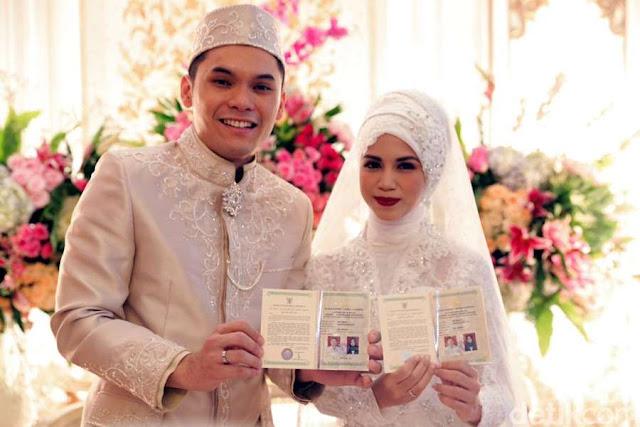 Ben Kasyafani - Ines Menikah