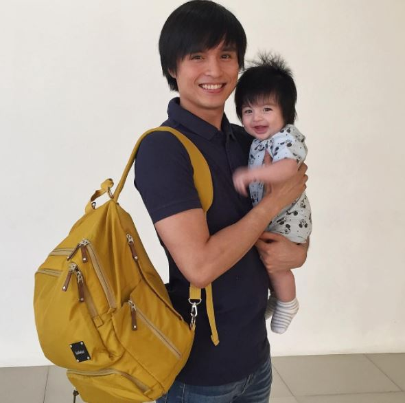 Remember The Milo Taekwondo Champion Japoy Lizardo? He Already Has A Child And His Baby Could Be The Next Big Thing!