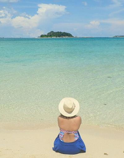 paket tour belitung murah tanpa hotel