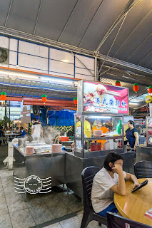 Lucky Food Court Relau Penang