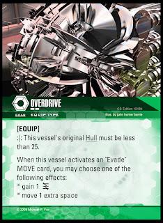 Equip type: Overdrive