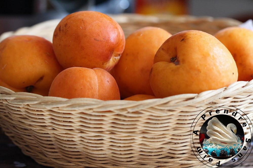 Confiture d'abricots à l'ancienne