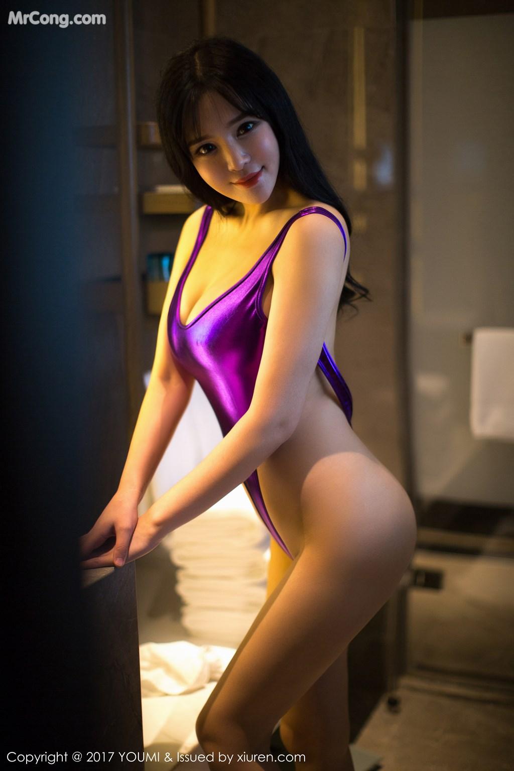 Image YouMi-Vol.064-Liu-Yu-Er-MrCong.com-026 in post YouMi Vol.064: Người mẫu Liu Yu Er (刘钰儿) (46 ảnh)