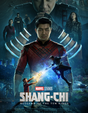 Shang-Chi and the Legend of the Ten Rings (2021) HDRip Dual Audio [Hindi -English] Movie Download - KatmovieHD