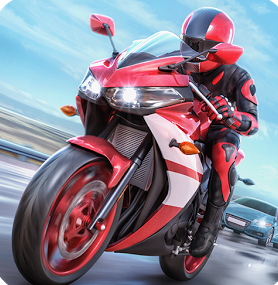 تحميل لعبة الدراجات النارية Racing Fever 2018 للجوال ايفون