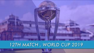 CricketHighlightsz - England vs Bangladesh 12th Match ICC World Cup 2019 Highlights
