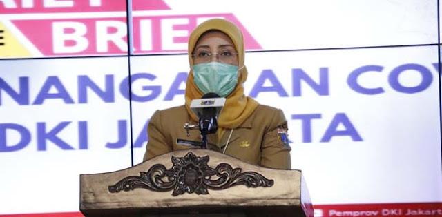 Data Terbaru, Di Jakarta Sudah Ada 85.617 Kasus Positif Corona