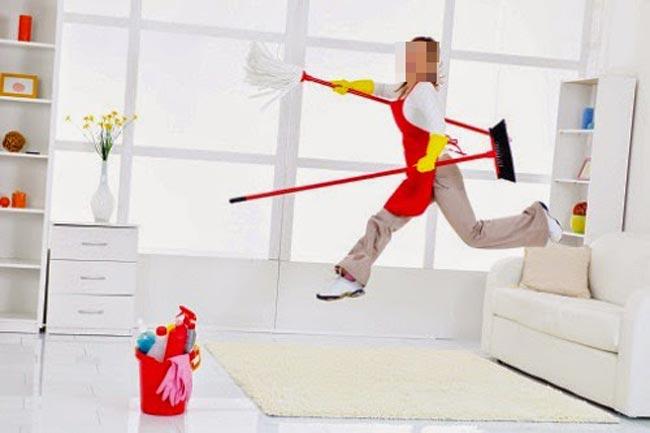 كيفية تنظيف المنزل قبل العيد بسهولة