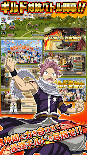 Fairy Tail Mod Apk v2.0.11 Terbaru Full version