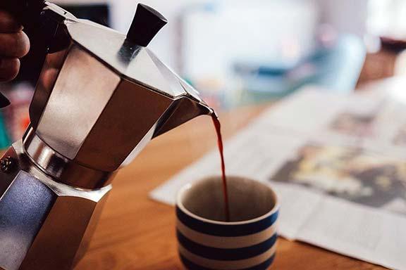 Coffee - Moka Pot