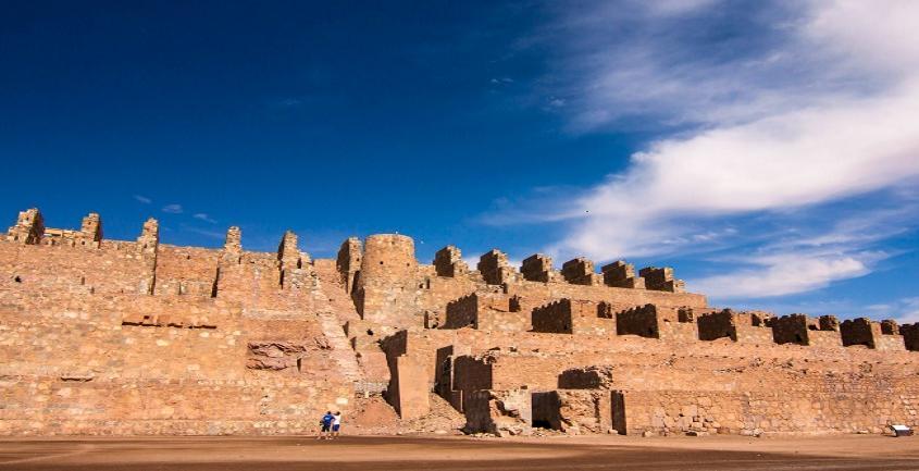 Ruins of Huanchaca
