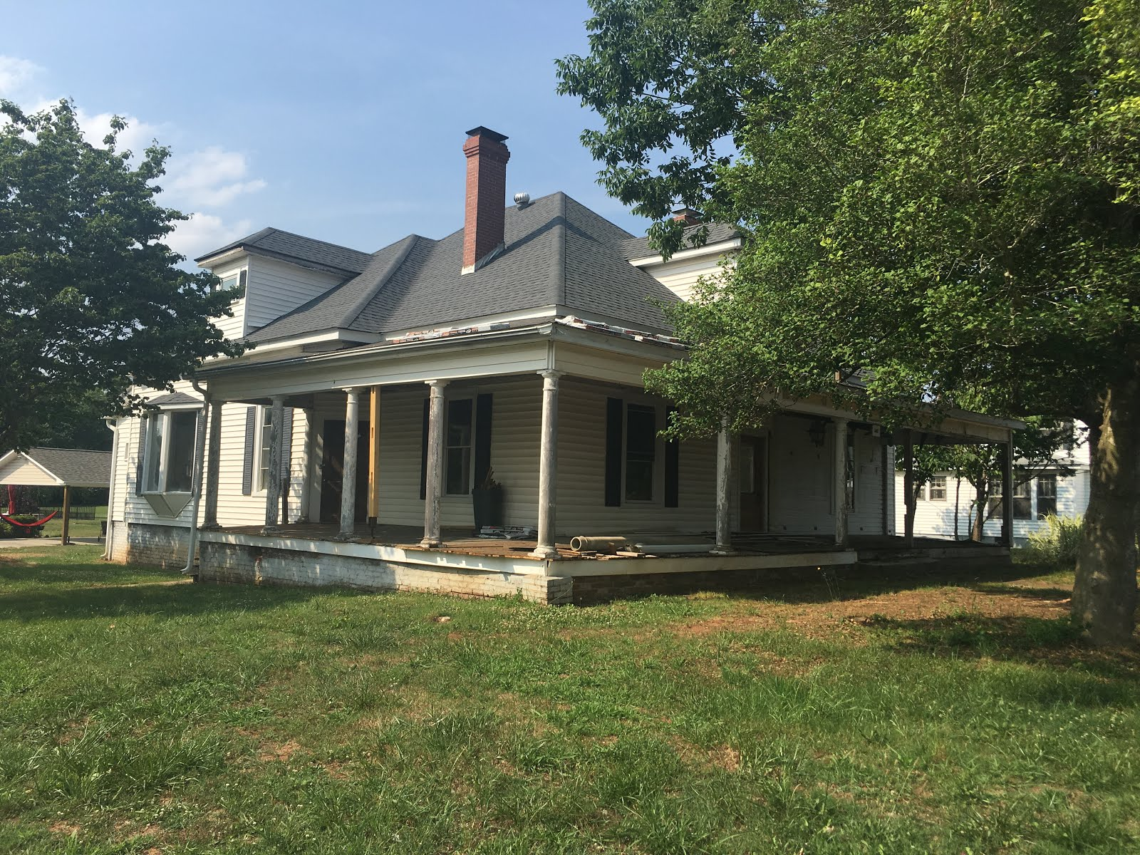 501 N. Main Street, China Grove NC 28023 ~ circa 1914 ~ $79,900