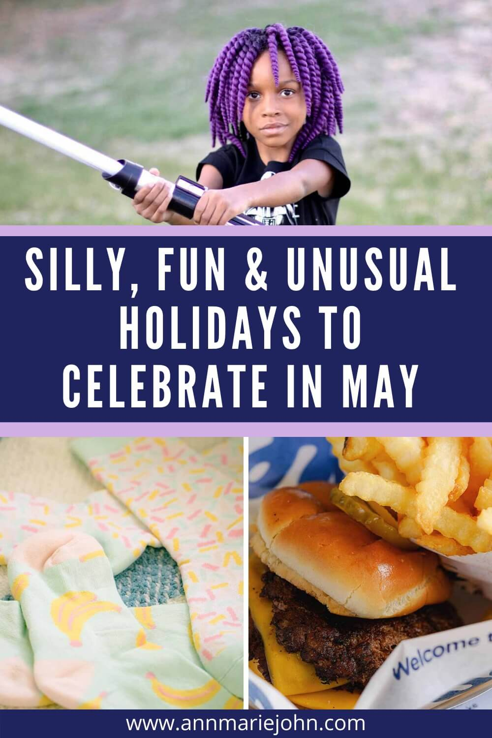Silly, Fun, and Unusual Holidays to Celebrate in May Pinterest