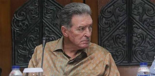 Mantan Bos Freeport, Jim Bob Moffett Meninggal Dunia Akibat Covid-19