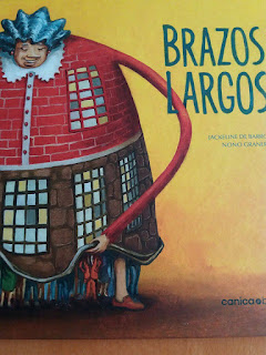 brazos largos-abuela-nieta-niños-ilustraciones-album