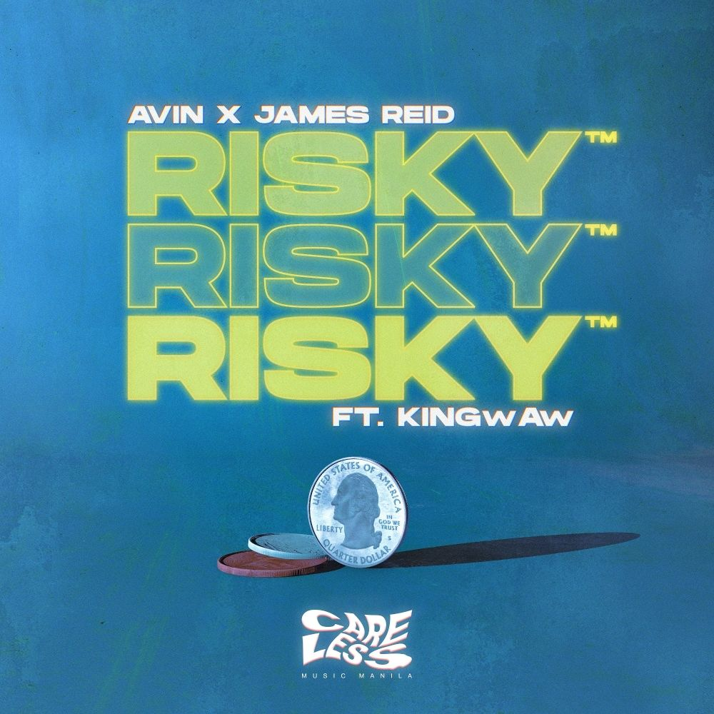 AVIN, James Reid – RISKY – Single