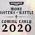 Huge Reveals!!!!  Sisters of Battle.....