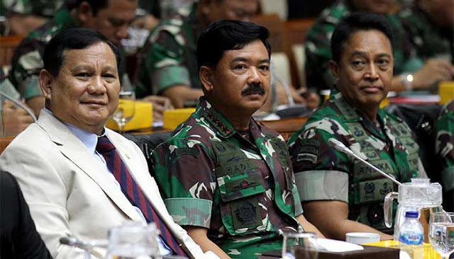 Panglima TNI Diminta Tidak Berlebihan pada Prajurit yang Simpati ke Habib Rizieq