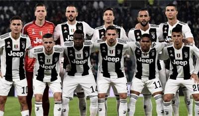 Daftar Skuad Pemain Juventus
