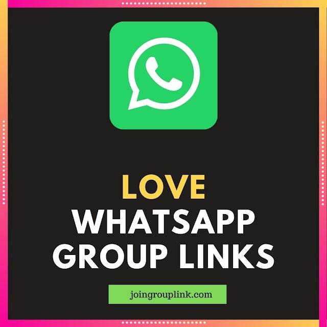 Love WhatsApp Groups: Join 500+ Love WhasApp Group Links 2020